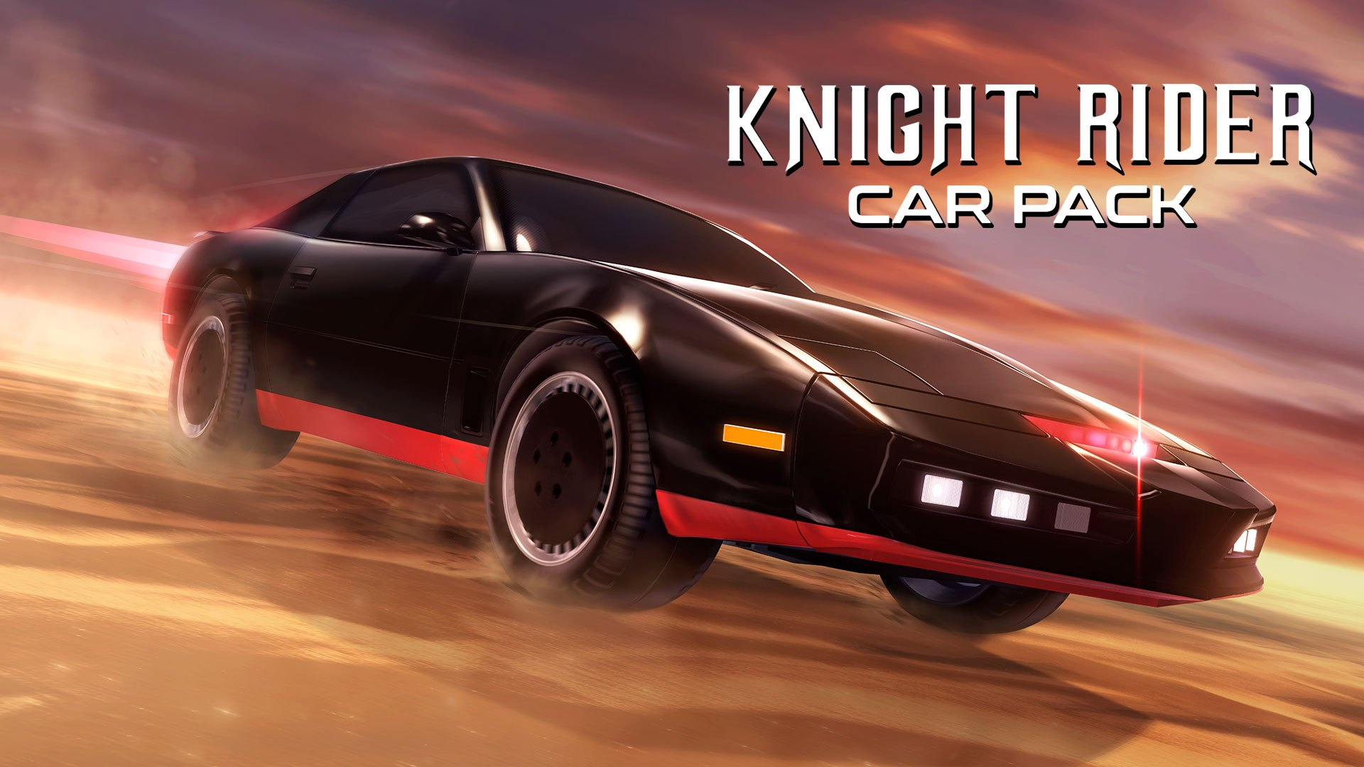 "K.I.T.T. from ""Knight Rider"" Speeds into Rocket League on Xbox One"