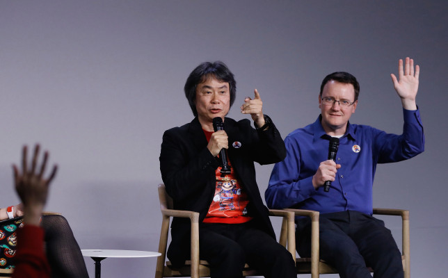 Mario creator Miyamoto counters cloud gaming hype (but don't count Nintendo out)