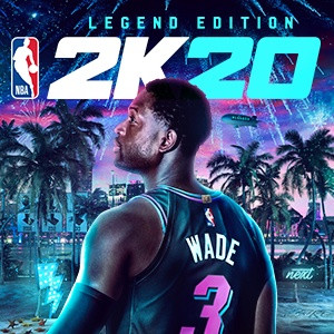 Pre-order NBA 2K20 Today on Xbox One