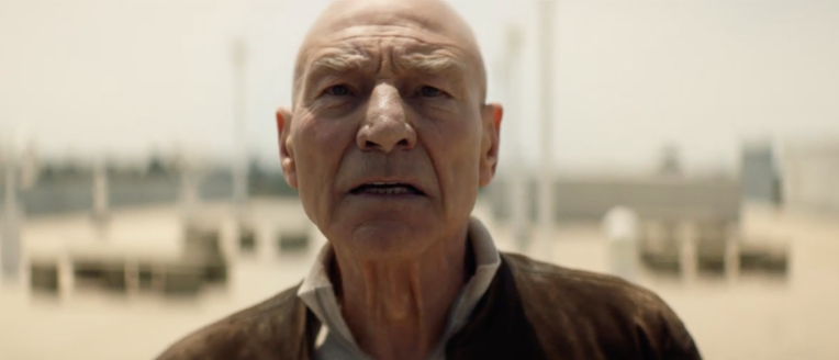 Watch Patrick Stewart grow bored of his winery in first 'Star Trek: Picard' trailer