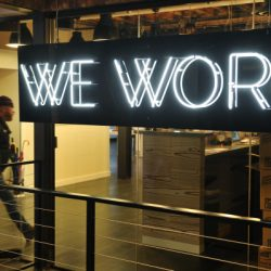 WeWork accelerates IPO plans, plots September listing