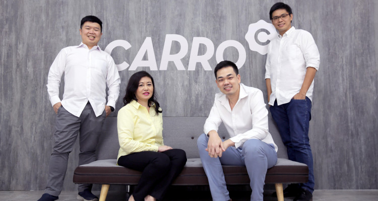 Automotive marketplace Carro acquires Indonesia's Jualo, extends Series B to $90M