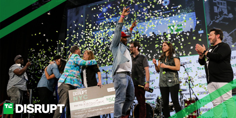 Labor Day Special: One extra week on early-bird pricing for Disrupt SF 2019