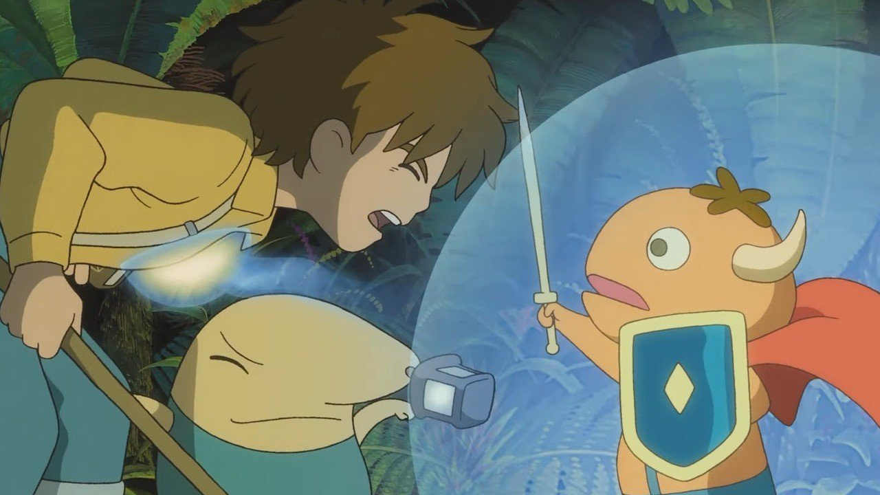 Ni no Kuni: Wrath Of The White Witch File Size Revealed