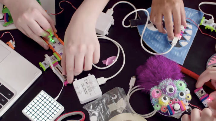 Sphero has acquired LittleBits