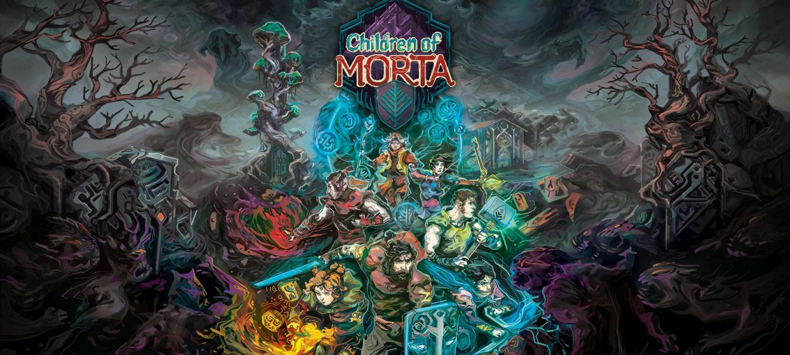 Family Personalities Serve as Character Classes in Children of Morta