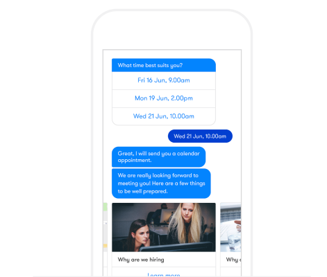 Jobpal pockets $2.7M for its enterprise recruitment chatbot