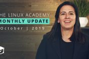 Linux Academy Monthly Update – October