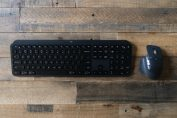 Logitech's MX Master 3 mouse and MX Keys keyboard should be your setup of choice