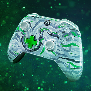 Xbox and DPM Studio, the Camouflage Division of maharishi, Team Up on Exclusive X019 Controller and Apparel