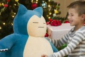 'Jumbo Snorlax' Joins The Pokémon Build-A-Bear Range