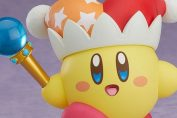 Beam Kirby Joins Good-Smile's Ever-Expanding Collection Of Nintendo Nendoroid Figures