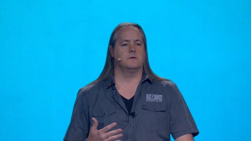 Blizzard President J. Allen Brack Opens BlizzCon With Statement About Blitzchung Controversy