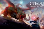 Broomsticks, Wizards, and Spells Collide in the Magical World of Citadel: Forged with Fire, Available Now on Xbox One