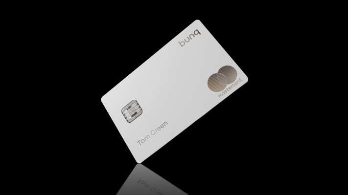 Bunq launches metal card and plants a tree for every €100 spent