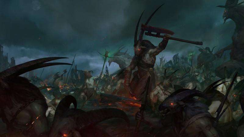 Check Out This Exclusive Diablo IV Concept Art