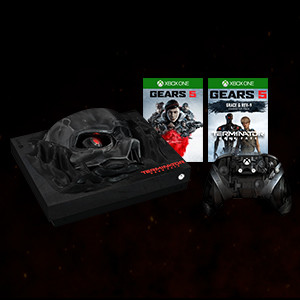Come with Me If You Want to Win the New Terminator: Dark Fate Custom Xbox