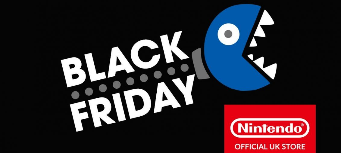 Deals: Don't Miss These Exciting Official Nintendo UK Store Black Friday Bargains