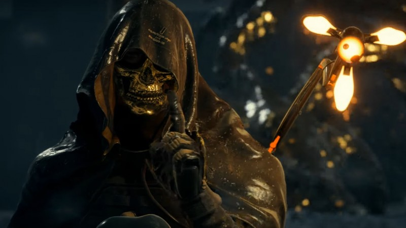 Death Stranding's Eight-Minute Launch Trailer Shows New Scenes And Potential Spoilers