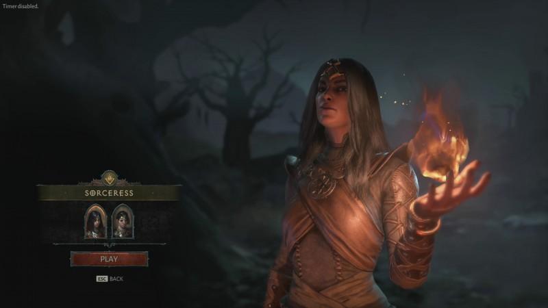 Diablo IV Sorceress Skills And Abilities