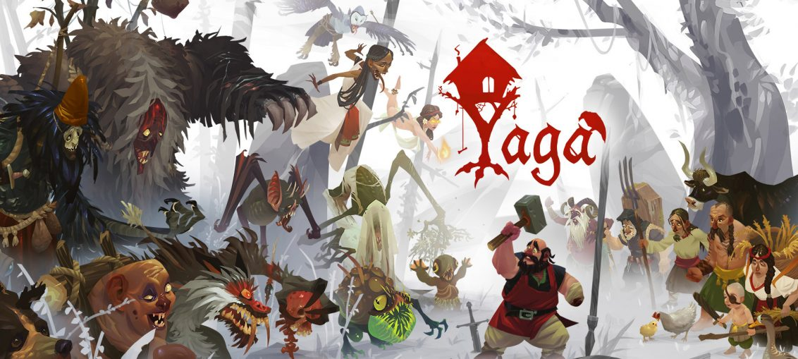 Discover the Life of Slavic Peasants in Yaga, Available Now on Xbox One