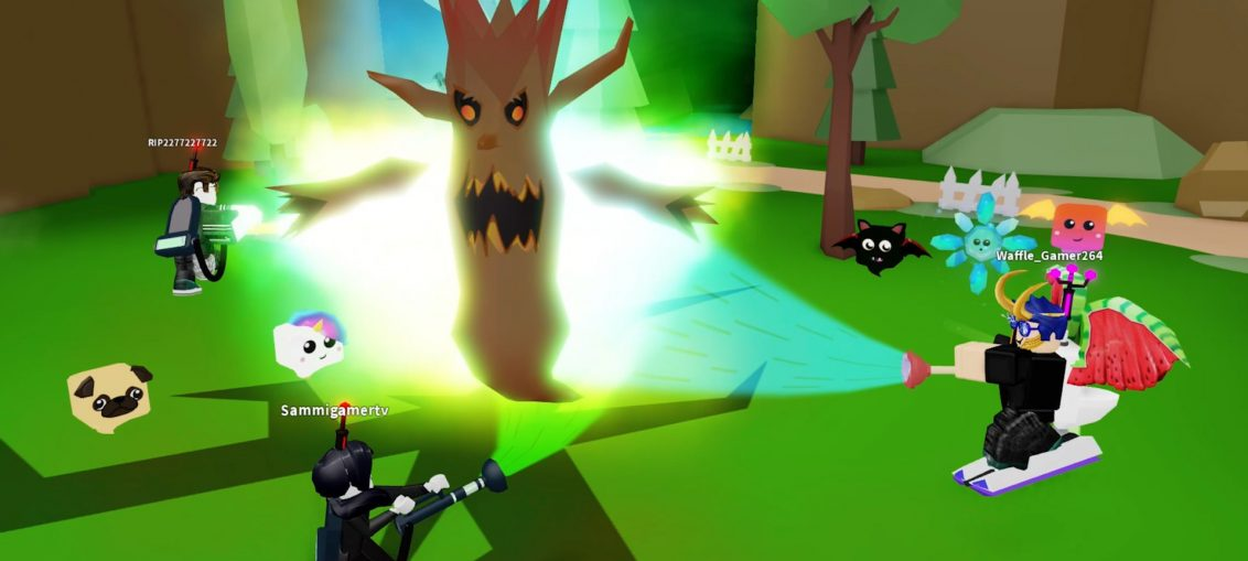 Embark on a Paranormal Adventure in Ghost Simulator on Roblox