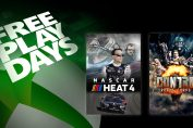 Free Play Days – NASCAR Heat 4 and Contra: Rogue Corps
