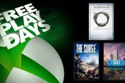 Free Play Days – The Elder Scrolls Online: Tamriel Unlimited, Cities: Skylines – Xbox One Edition, and The Surge