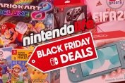 Guide: Best Nintendo Switch Black Friday 2019 Deals - Console Bundles, Games, Micro SD Cards And More