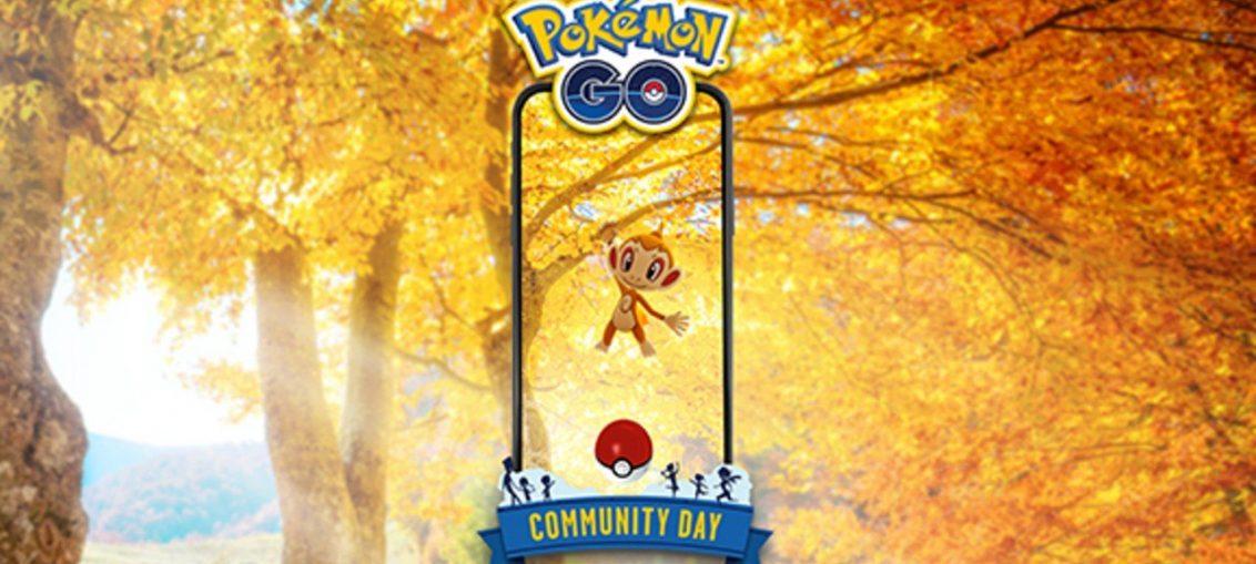 Guide: Pokémon GO Community Days - All 2019 Event Times, November's Featured Pokémon Chimchar and All Bonuses