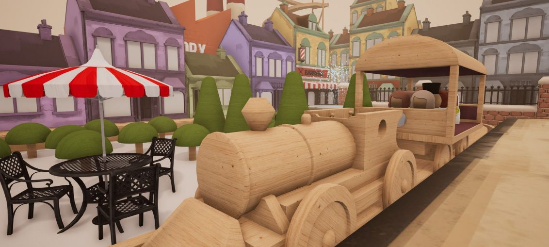 Let Your Imagination Ride the Rails with Tracks – The Train Set Game