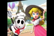 Mario Kart Tour's Next Stop Is Paris, Complete With Vacation Peach And Pastry Chef Shy Guy