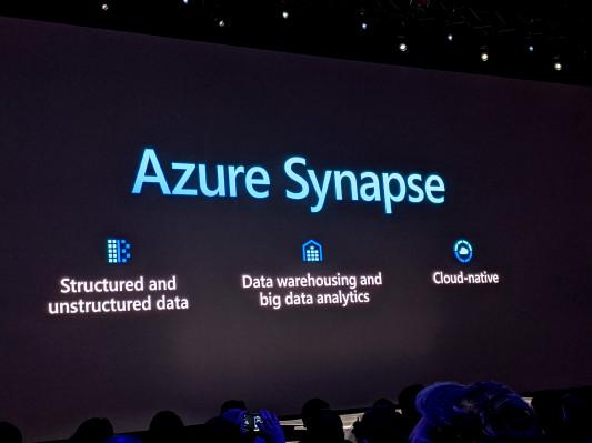 Microsoft's Azure Synapse Analytics bridges the gap between data lakes and warehouses