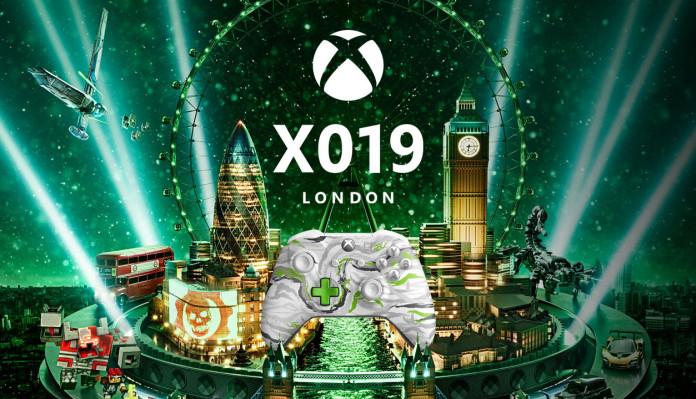Microsoft announces its xCloud streaming service and a truckload of new games are coming in 2020