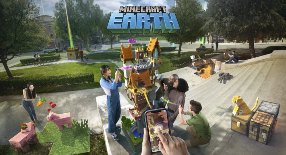 Minecraft Earth Early Access Available Now in the US