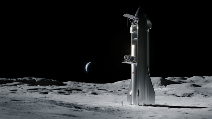 NASA adds SpaceX, Blue Origin and more to list of companies set to make deliveries to the surface of the Moon