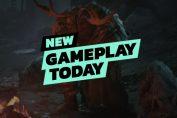 New Gameplay Today – Diablo IV's Druid Class