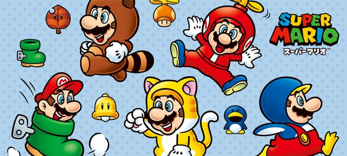 Nintendo's New Tokyo Store Is Looking Great, Here's A New Range Of Super Mario Merch