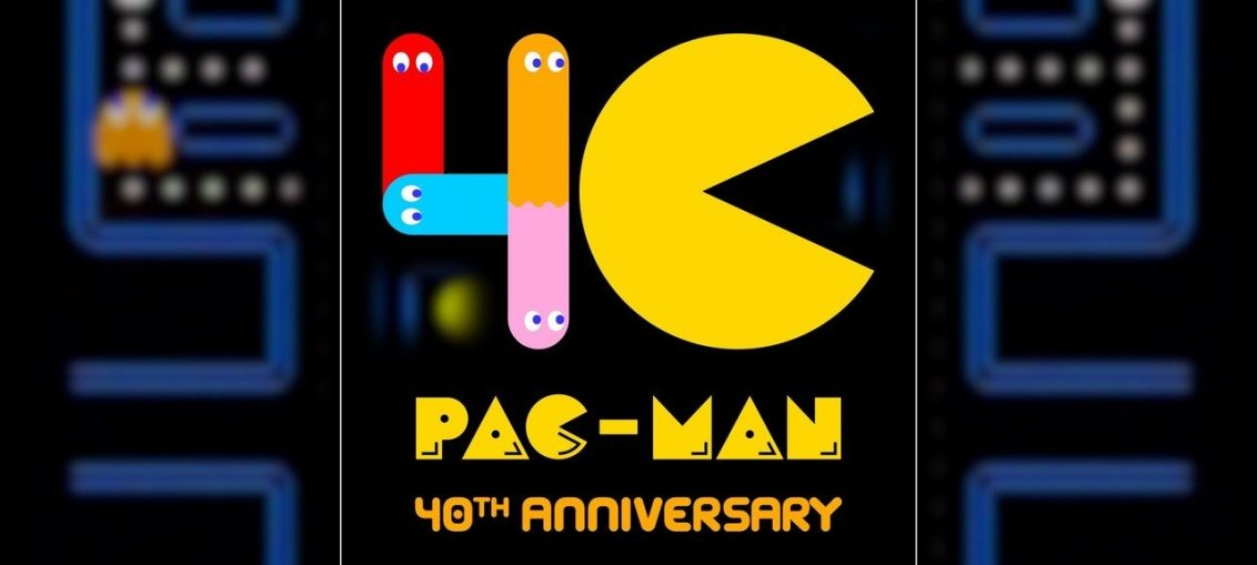 Pac-Man Turns 40 Next Year And Bandai Namco Plans To Celebrate In Style