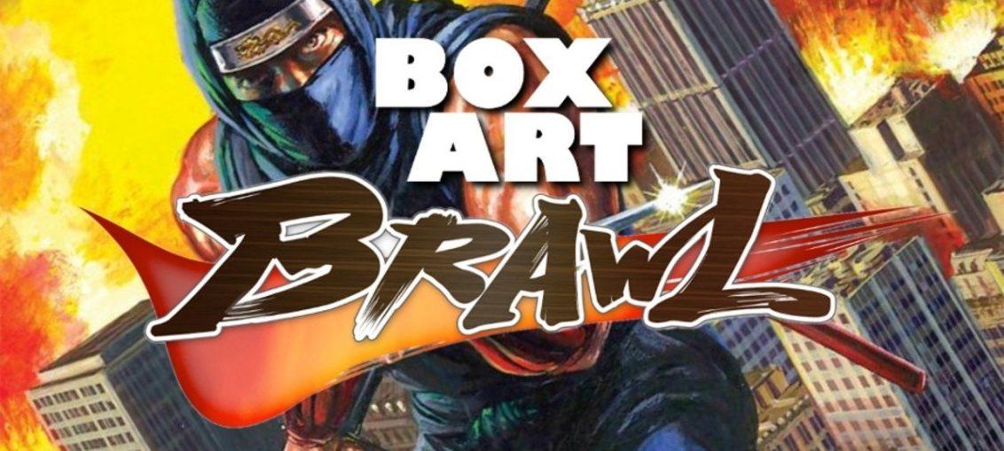 Poll: Box Art Brawl #17 - Ninja Gaiden