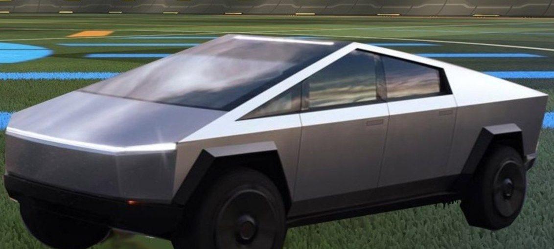 Random: Online Petition Asks Elon Musk To Put The Cybertruck In Rocket League