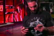 Random: The Console War Is Over, WWE's Seth Rollins Prefers Switch To PS4 And Xbox One