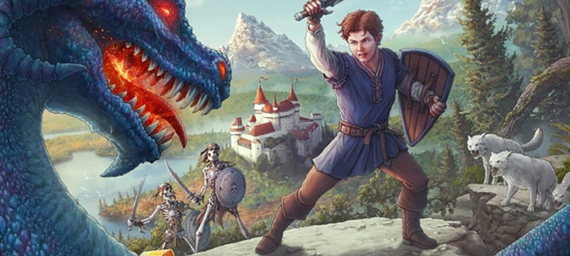 Review: Beast Quest - Don't Be A Hero, Stick With The Books