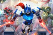 Review: Override: Mech City Brawl - Super Charged Mega Edition - Smashing Robot Fun, But Where's The Cross-Play?