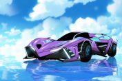 "Rocket League's Fifth Rocket Pass Unlocks A Special ""Anime-Inspired"" Supercar"