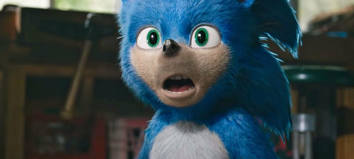Rumour: New Images Supposedly Show Sonic's Movie Redesign, But We're Not Convinced Just Yet
