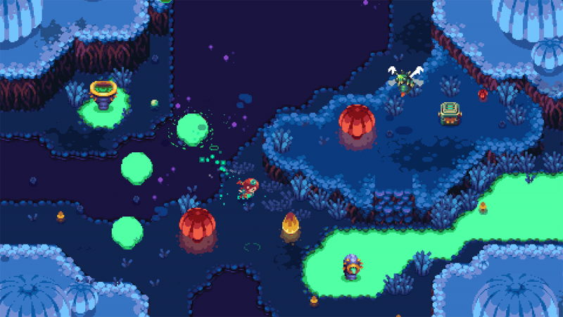 Sparklite Preview — The Culmination of A Dream In The Indie Scene