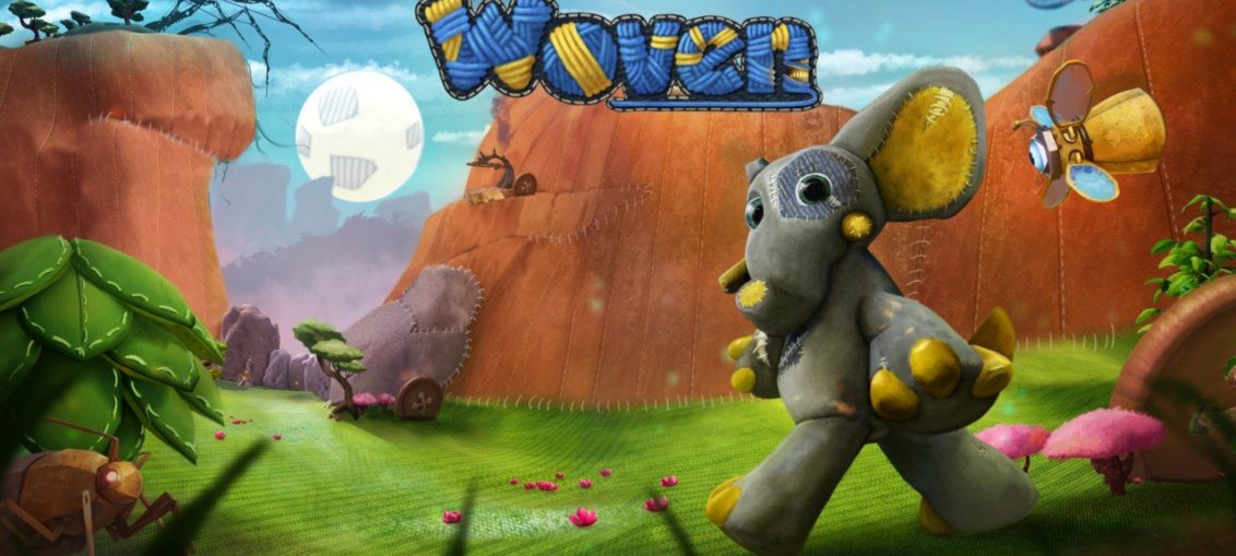 Step Aside Yoshi - Woven Is Bringing A Different Woolly World To Switch This November