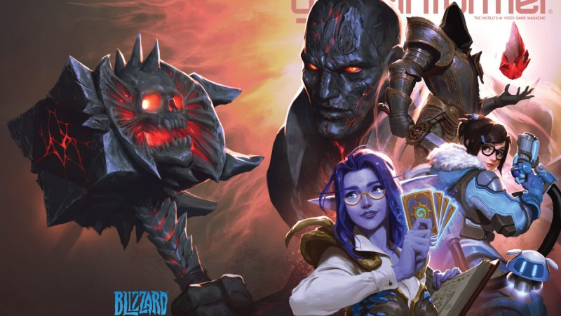 The Blizzard Issue Is Now Available Digitally