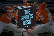 The Sports Desk –Can College Sports Make A Comeback?